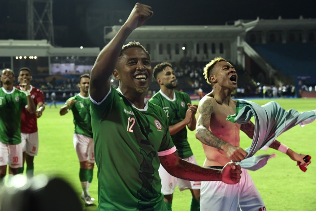 Madagascar keep dream run alive with shootout win over DR Congo