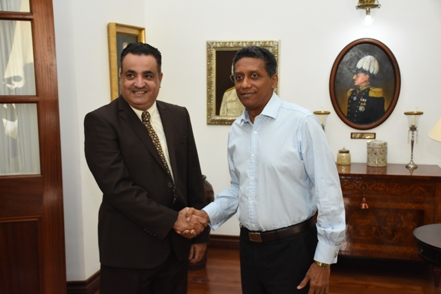 Kuwait hopes to advance investment relationships with Seychelles, new ambassador says
