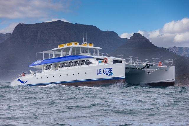 Sunset cruise? New double-decker catamaran coming to Seychelles can hold 240 people