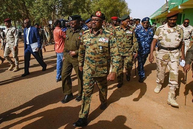 """Soudan: Une """"tentative de coup d'Etat"""" déjouée"""