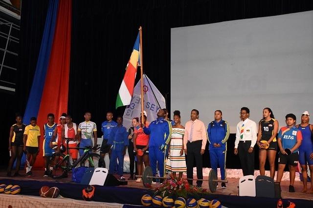 Croire et réussir: un salaire plus élevé promis aux Seychellois, médaillés aux Jeux de l'océan Indien