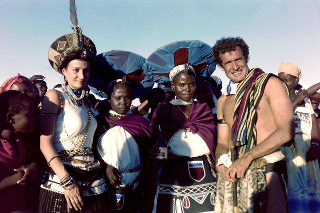 S.African anti-apartheid singer Johnny Clegg dies aged 66