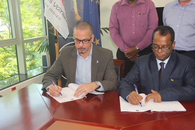 Signed in Seychelles: Study of regional ports to harmonize experience for cruise guests