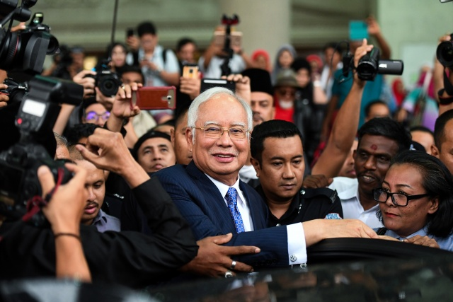 Singapore returning millions linked to Malaysia scandal