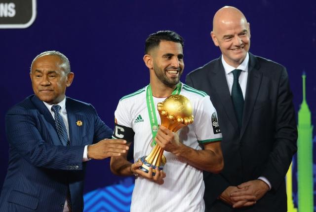Algeria sink Senegal to claim 'incredible' second African crown
