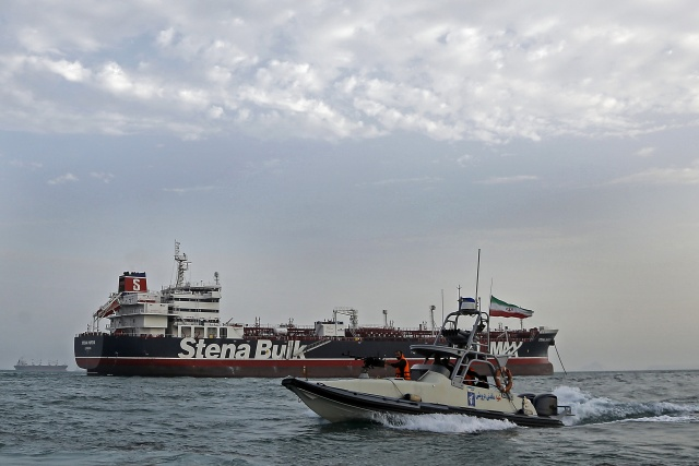 Iran probes seized UK-flagged tanker, Britain to hold emergency meeting
