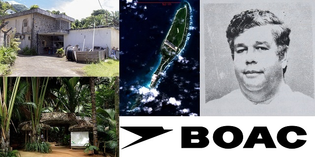 The first plane, first radio broadcast, first bishop: 6 July happenings in Seychelles' history