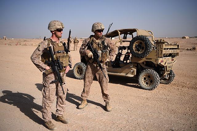 Accord de paix et retrait partiel américain se rapprochent en Afghanistan