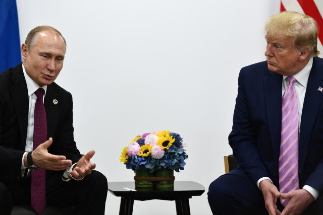 Demise of US-Russia nuclear treaty fuels fears of new arms race