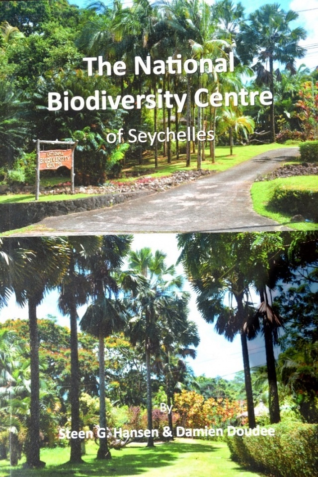 New book highlights crucial role of Seychelles' National Biodiversity Centre
