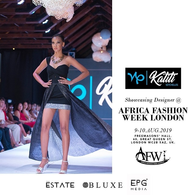 Seychellois brand KATITI to be showcased for the first time at London's Africa Fashion Week