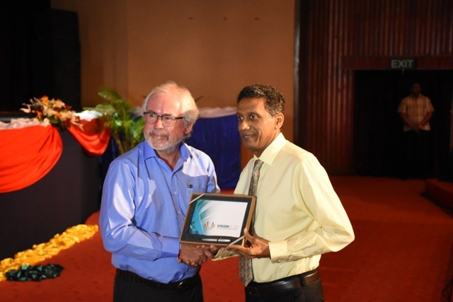Seychelles launches 15-year development strategy 'to improve quality of life of our people'