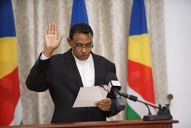 Un juge mauricien de la cour d'appel des Seychelles décède des suites d'une courte maladie