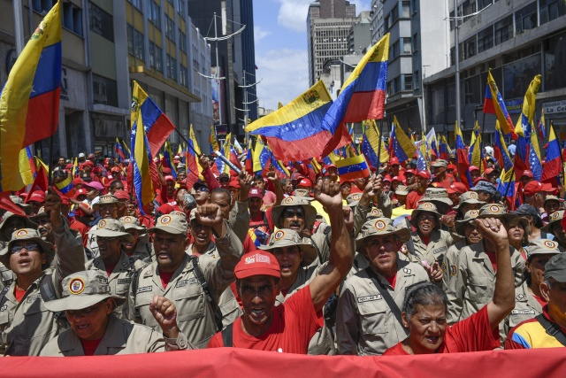 Venezuela's Maduro halts talks with opposition after US sanctions
