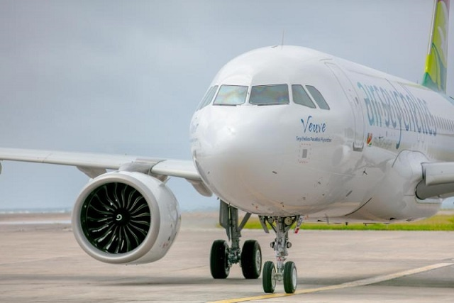 Air Seychelles launches new Airbus A320neo, and looks forward to its second