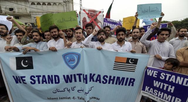 India's Modi hails 'path-breaking' Kashmir move