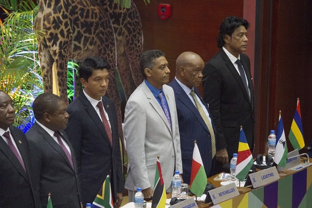 Urgent action plan needed for Africa's oceans, Seychelles' president tells continent's leaders