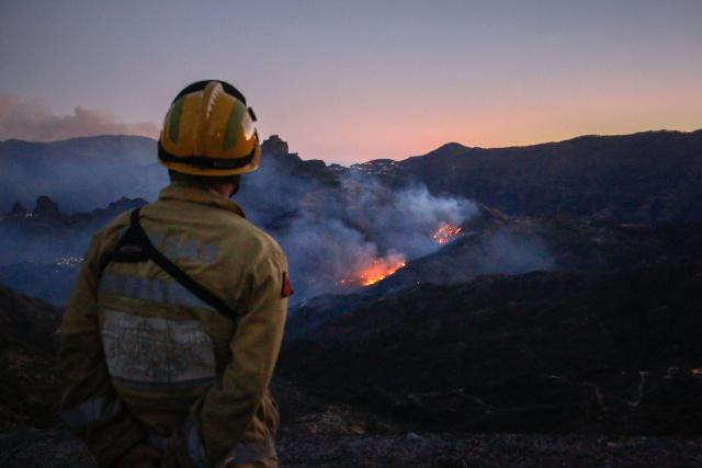 'Good news' as Canary Islands blaze subsides