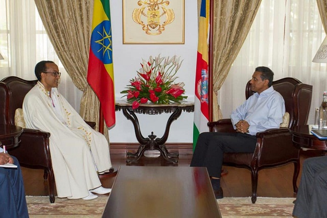 Ethiopia eager to explore new areas of cooperation, ambassador says