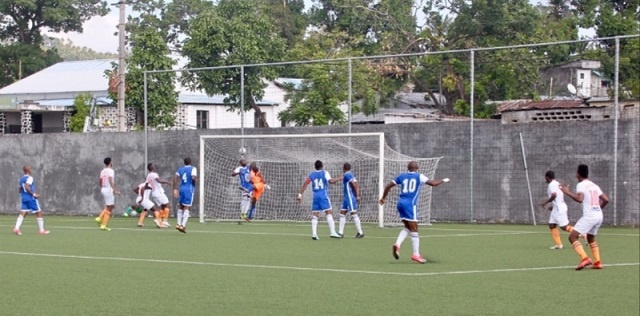 2 of Seychelles' football clubs in action this weekend at home