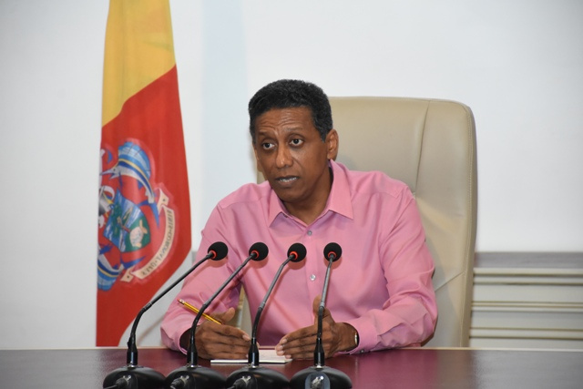 Seychelles committed to deter sales of sugary drinks and single cigarettes, President says