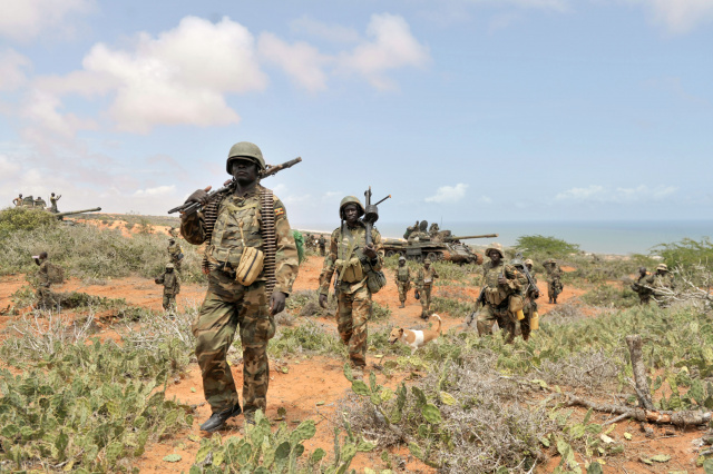 Six countries block UN sanctions against Somalia's Al-Shabaab