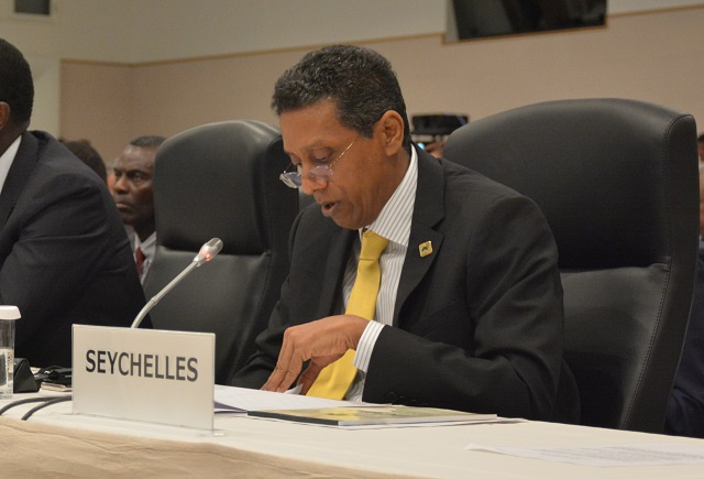Security of Africa's waters are paramount for peace, Seychelles' president tells Japan conference