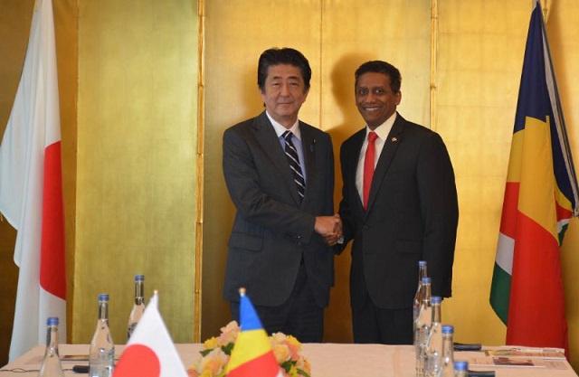 Le Japon accorde 7.1 millions de dollars aux Seychelles pour soutenir la sécurité maritime