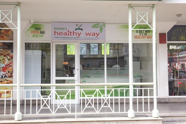 A healthier sandwich and salad shop opens in Seychelles