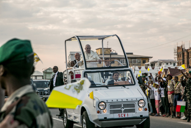 Poverty, strife-hit Madagascar welcomes Pope Francis