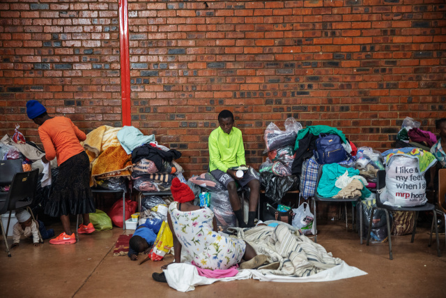 'They don't want us here anymore': Foreigners flee S.Africa xenophobia attacks