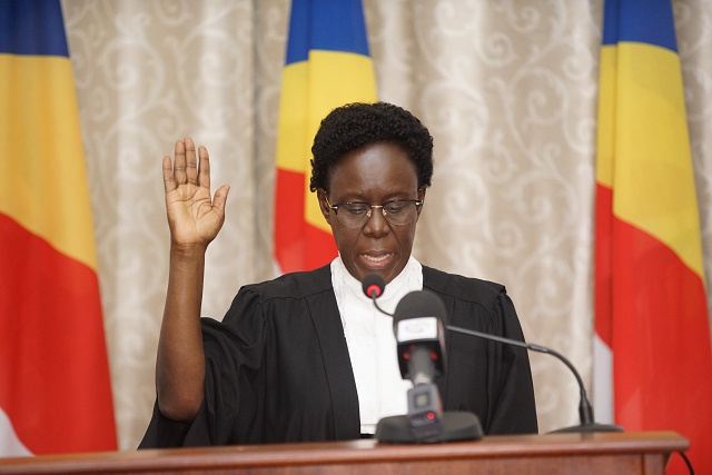 Accomplished judge from Uganda joins Court of Appeal of Seychelles