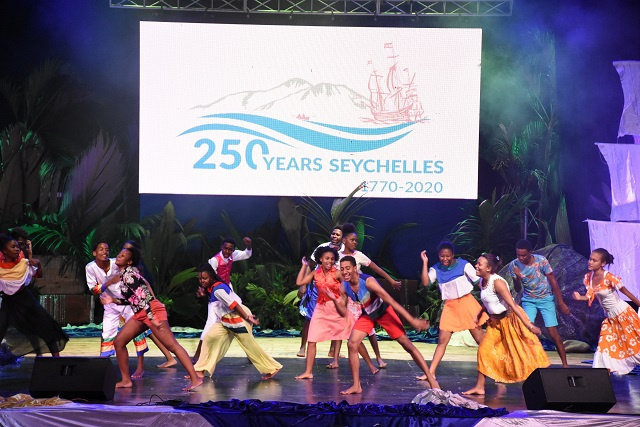 Seychelles kicks off yearlong celebration of 250th anniversary