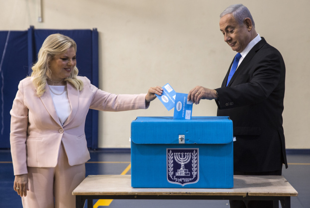 Netanyahu, Gantz deadlocked after Israeli polls