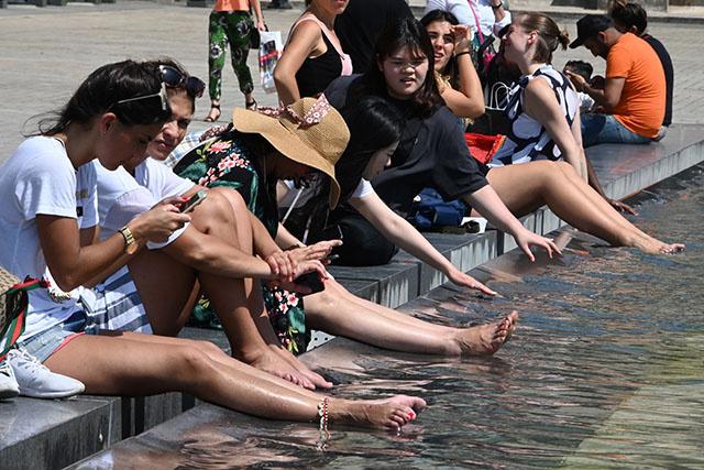 2015-2019 devrait être la période la plus chaude enregistrée depuis 1850