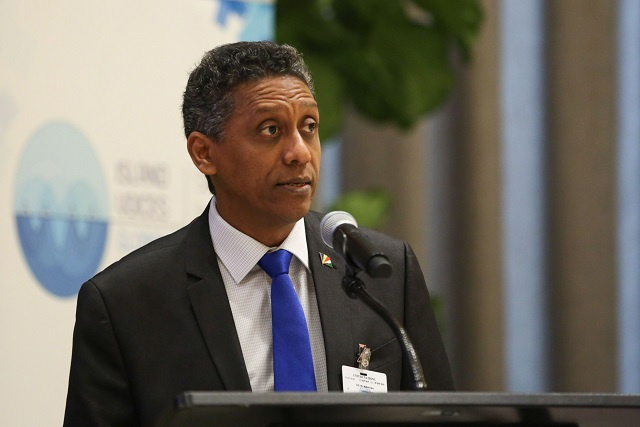 Small Island States need help with building economic resilience, President of Seychelles says in New York