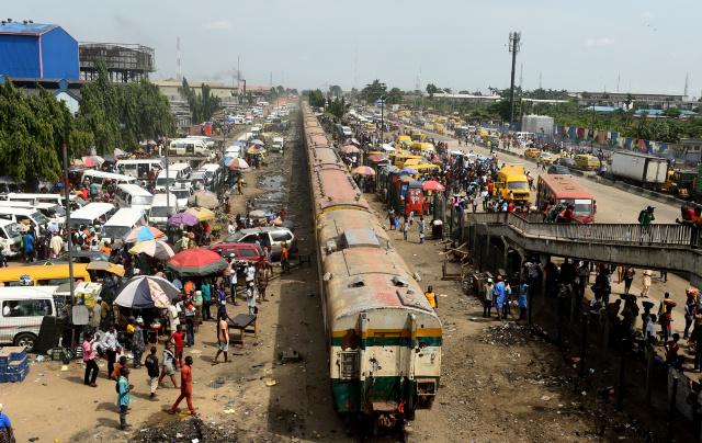 Nigeria's Buhari unveils record budget