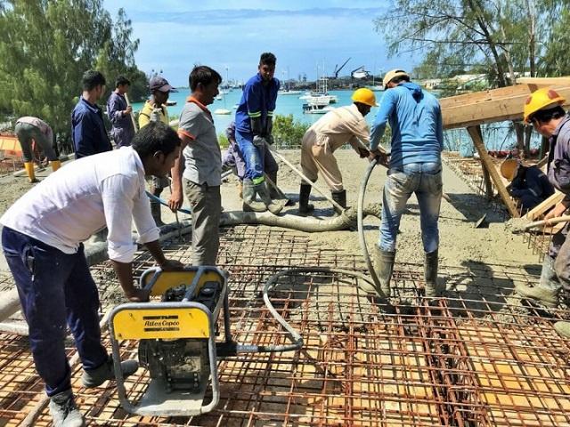 Nouvelle règlementation pour les travailleurs étrangers aux Seychelles, partagée avec l'Assemblée nationale