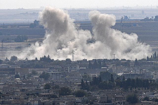 Syrie: les Kurdes accusent Ankara d'utiliser des armes non conventionnelles