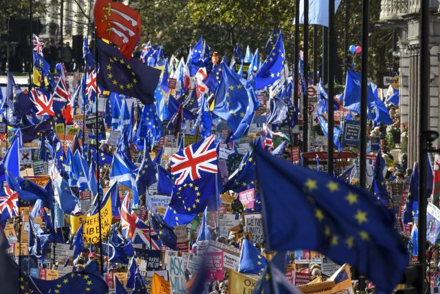 Britain asks EU for Brexit delay, EU leaders to decide