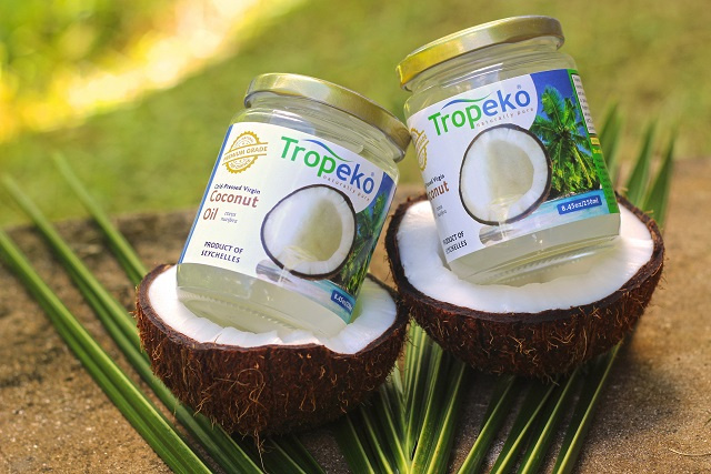 Tropeko: A coconut oil from Seychelles that is both tropical and eco