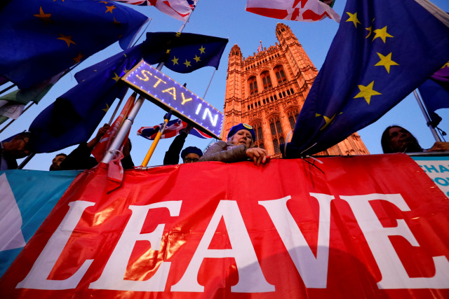 Brexit delay looms after UK MPs demand more time to debate deal