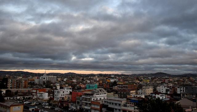 Violent protests against Madagascar's 'new city'