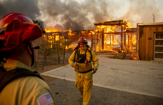 State of emergency as California wildfires rage
