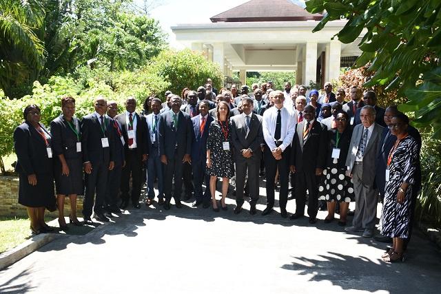 Sans crainte et sans faveur : les Seychelles accueillent les juges de 12 pays