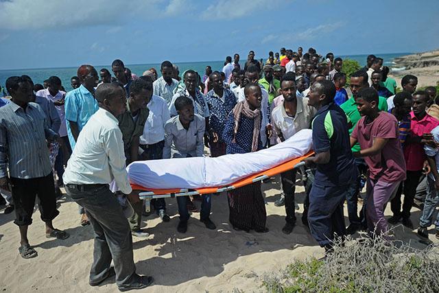 La Somalie, en tête des crimes impunis contre les journalistes