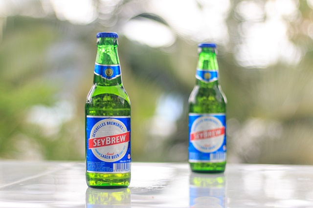 Seybrew hopes to sell Seychelles' top beer in Australia, Germany, and UK, but costs are an issue