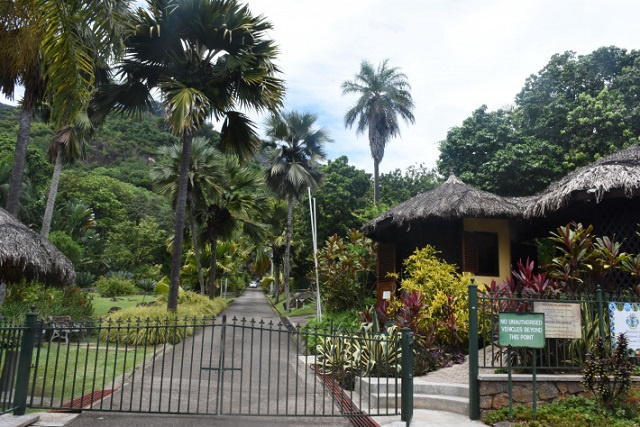 New association in Seychelles is promoting the importance of botanical gardens