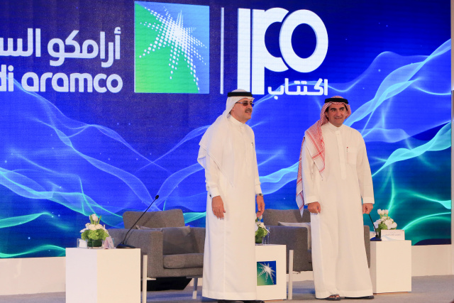 Saudi Aramco heads for possible record-setting market debut