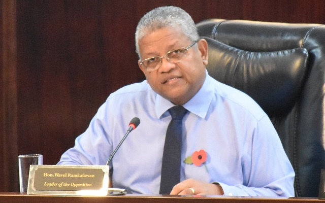 Leaders in Seychelles' National Assembly respond to 2020 budget proposal